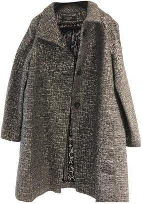Max Mara Grey Coat for Women