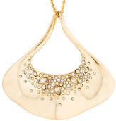 Alexis Bittar Crystal Pendant Necklace