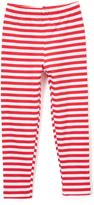 Flap Happy Red Stripe Leggings - Infant, Toddler & Girls