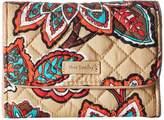 Vera Bradley Iconic RFID Riley Compact Wallet Wallet Handbags