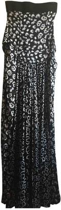 Thomas Wylde Black Silk Jumpsuit for Women