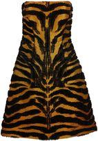 Alberta Ferretti Tube Dress