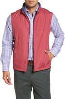 Peter Millar Men's Mitchell Reversible Quilted Vest