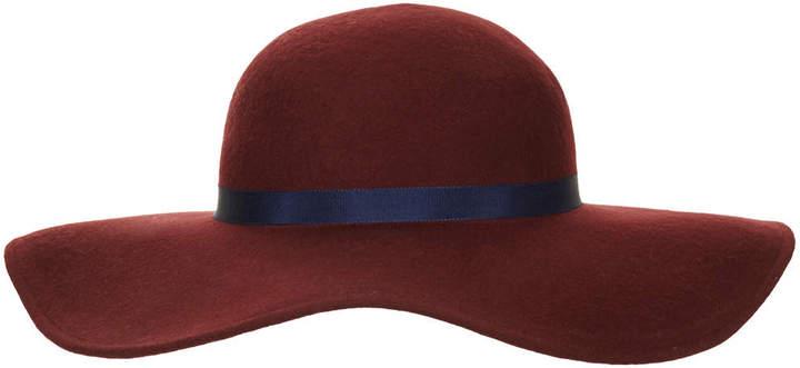 Topshop Big felt floppy hat