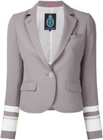 GUILD PRIME banded sleeve jacket - women - Polyester - 34