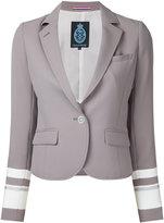 GUILD PRIME banded sleeve jacket