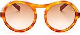 Chloé Marlow Zyl Rounded Aviator Sunglasses, 59mm