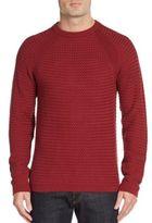 Madison Supply Chunky-Knit Raglan Sweater