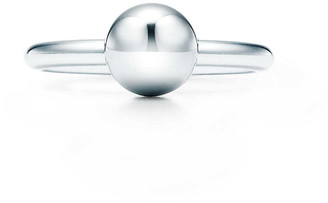 Tiffany & Co. City HardWear ball ring in sterling silver