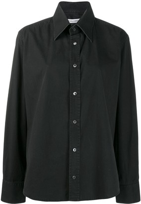 Dolce & Gabbana Pre-Owned 1990's placket detail shirt
