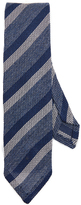 Thomas Mason Stripe Knit Tie