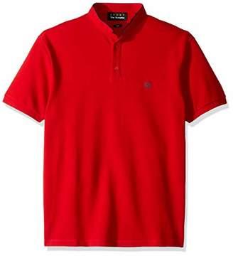 The Kooples Men's Men's Short Sleeve Jersey Polo Shirt