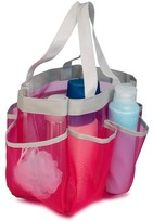 Honey-Can-Do Shower Caddy Pink Tote