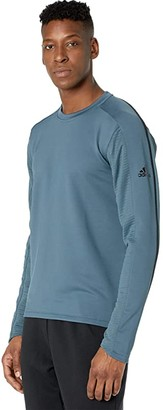adidas COLD.RDY Training Crew (Legacy Blue) Men's Sweater