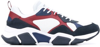 Tommy Hilfiger Paneled Sneakers