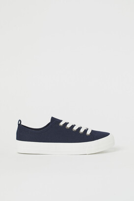 H&M Canvas Sneakers