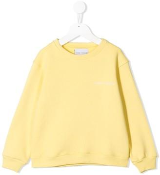 Chiara Ferragni Kids embroidered Logomania sweatshirt