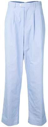 Junya Watanabe High Waisted Tailored Trousers