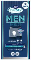 Boots StayDry for Men Normal - 120 Shields (12 x 10 Shields)