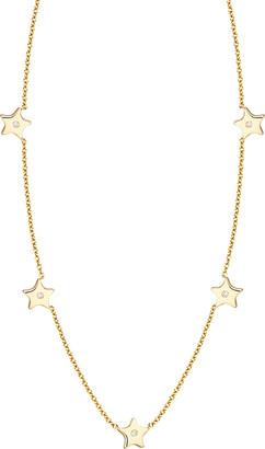 Ariana Rabbani 14K Diamond Star Necklace