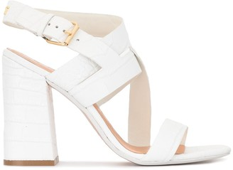 Ted Baker Kaseraa block heel sandals