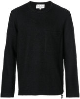 YMC chest pocket sweater