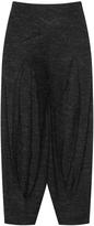 Inca Plus Size Knit balloon trousers