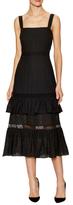 Prabal Gurung Cotton A Line Dress