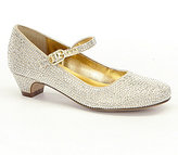 Nina Girls' Zelia Jeweled Dress Shoes