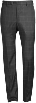 Zanella Parker Wool Checker Pants