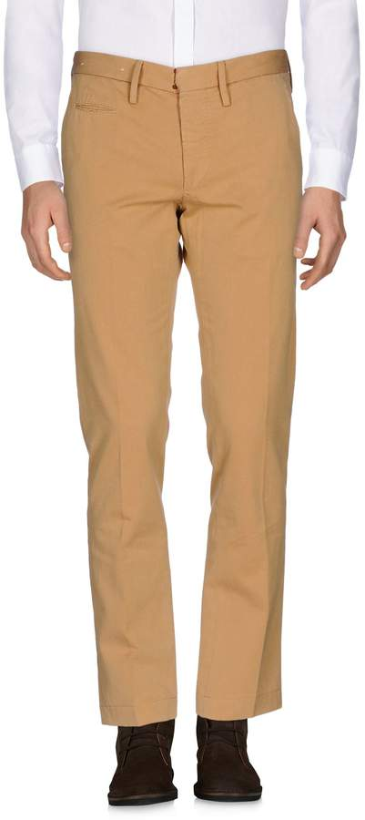 Incotex Red Casual pants - Item 13047214