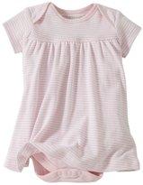 Baby Essentials Burt's Bees Striped Dress (Baby)-Blossom-3-6 Months