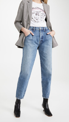 Mother The Bounce Hover Dart Jeans