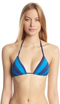 Splendid Women's Marcel Triangle Bikini Top