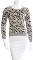 Diane von Furstenberg Wool Patterned Sweater