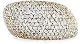 Vhernier Jet White Diamond Ring in 18K White Gold