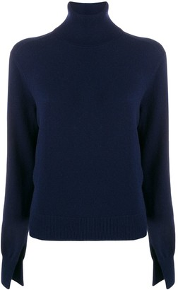 Chloé Turtleneck Knitted Jumper