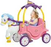 Little Tikes Princess Cozy Chariot.