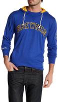 Mitchell & Ness MLB Brewer Away Team Hooded Sweatshirt