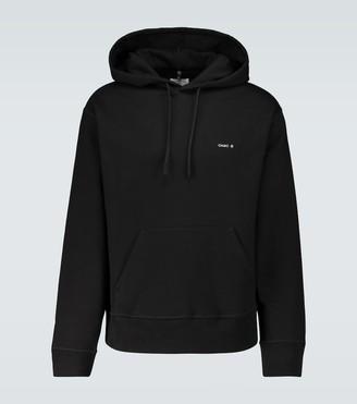 Oamc Hooded cotton sweatshirt
