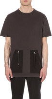 Blood Brother Mill cotton-jersey t-shirt