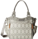Petunia Pickle Bottom Glazed City Carryall