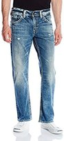 Silver Jeans Co. Mens Gordie Loose Fit Straight Leg
