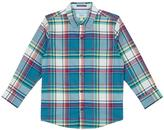 Ted Baker Boys' Multi-Coloured Checked Shirt