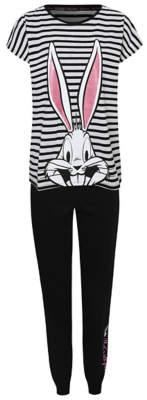 George Looney Tunes Bugs Bunny Pyjama Set
