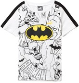 Puma White Batman Tee