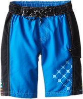 Big Chill Little Boys' Solid Combo Short