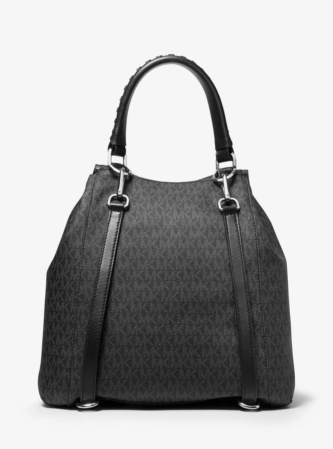 ad7a778f243cb5 MICHAEL Michael Kors Black Women's Backpacks - ShopStyle