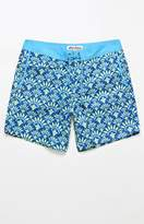 "Mr.Swim Mr Swim Aloha 16"" Boardshorts"