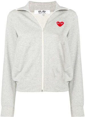 Comme des Garcons Play zipped cardigan